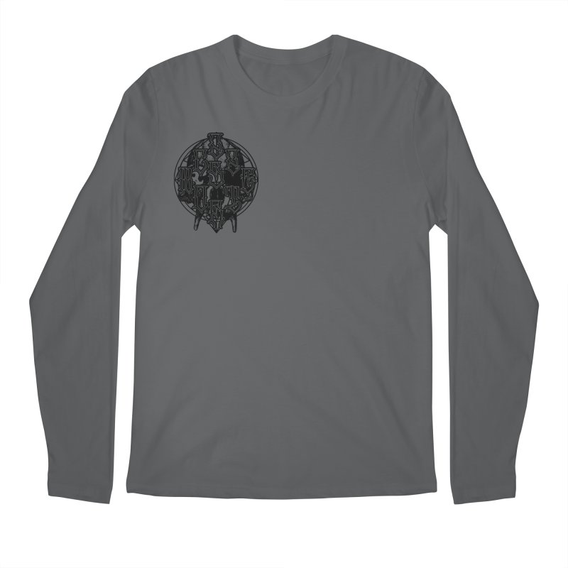 CasaNorte - WarApeB Men's Longsleeve T-Shirt by Casa Norte's Artist Shop