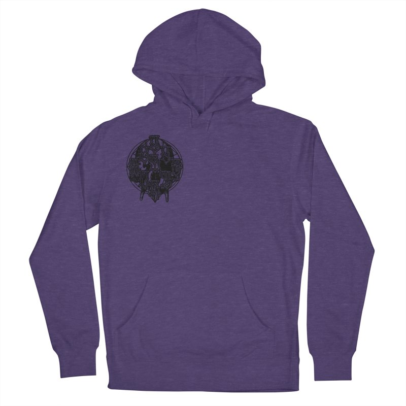 CasaNorte - WarApeB Women's French Terry Pullover Hoody by Casa Norte's Artist Shop