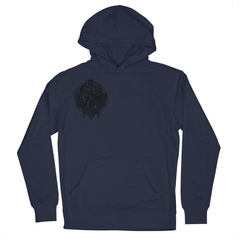 CasaNorte - WarApeB Men's Pullover Hoody by Casa Norte's Artist Shop