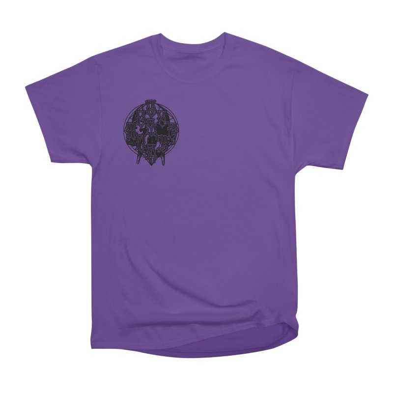 CasaNorte - WarApeB Men's Heavyweight T-Shirt by Casa Norte's Artist Shop