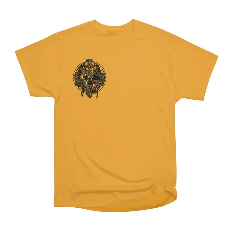 CasaNorte - WarApeB Women's Heavyweight Unisex T-Shirt by Casa Norte's Artist Shop