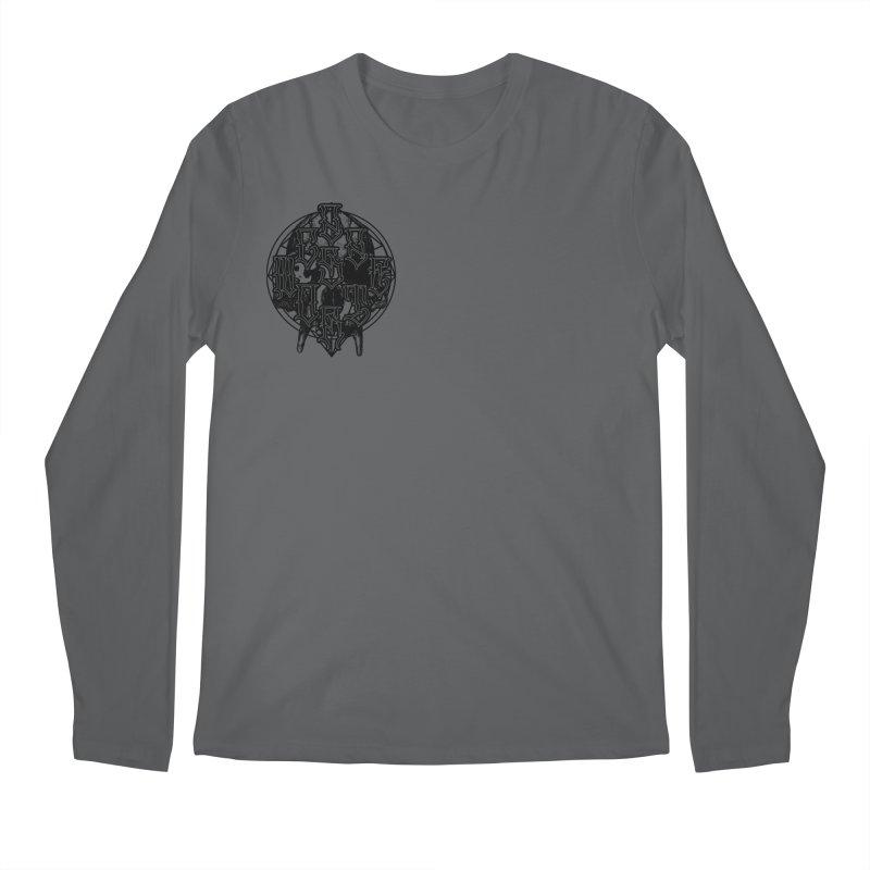 CasaNorte - WarApeB Men's Regular Longsleeve T-Shirt by Casa Norte's Artist Shop