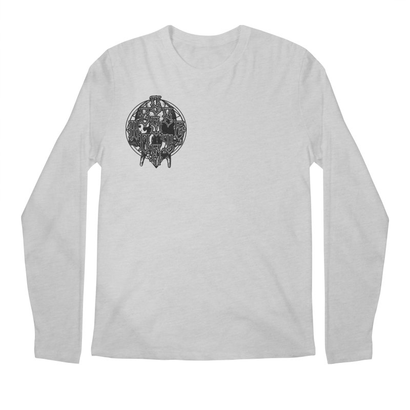 CasaNorte - WarApeB Men's Regular Longsleeve T-Shirt by Casa Norte's Artist Shop