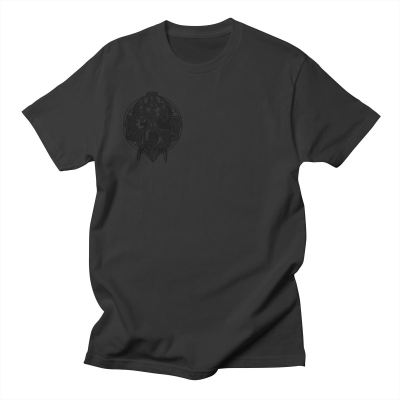 CasaNorte - WarApeB Men's Regular T-Shirt by Casa Norte's Artist Shop
