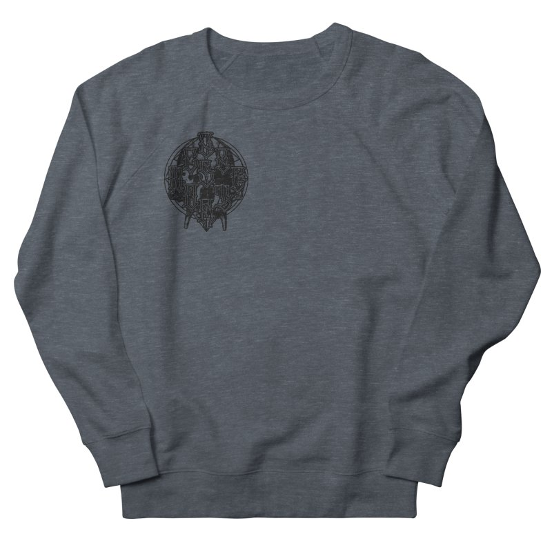 CasaNorte - WarApeB Women's French Terry Sweatshirt by Casa Norte's Artist Shop