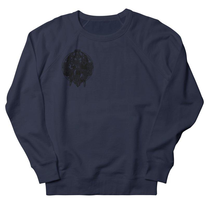 CasaNorte - WarApeB Women's French Terry Sweatshirt by Casa Norte's Artist Shop