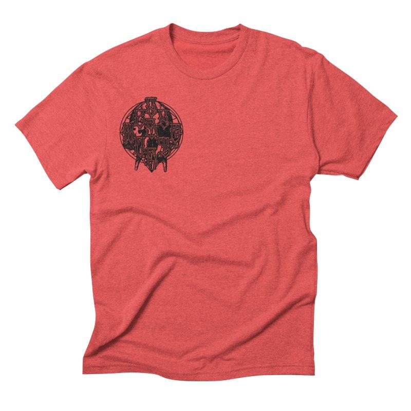 CasaNorte - WarApeB Men's Triblend T-Shirt by Casa Norte's Artist Shop