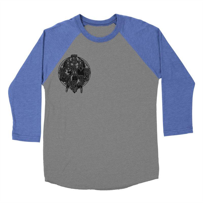 CasaNorte - WarApeB Women's Baseball Triblend Longsleeve T-Shirt by Casa Norte's Artist Shop