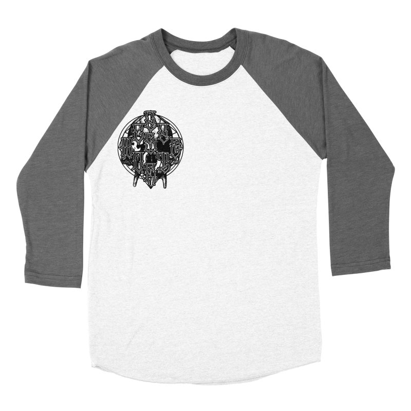 CasaNorte - WarApeB Men's Baseball Triblend Longsleeve T-Shirt by Casa Norte's Artist Shop