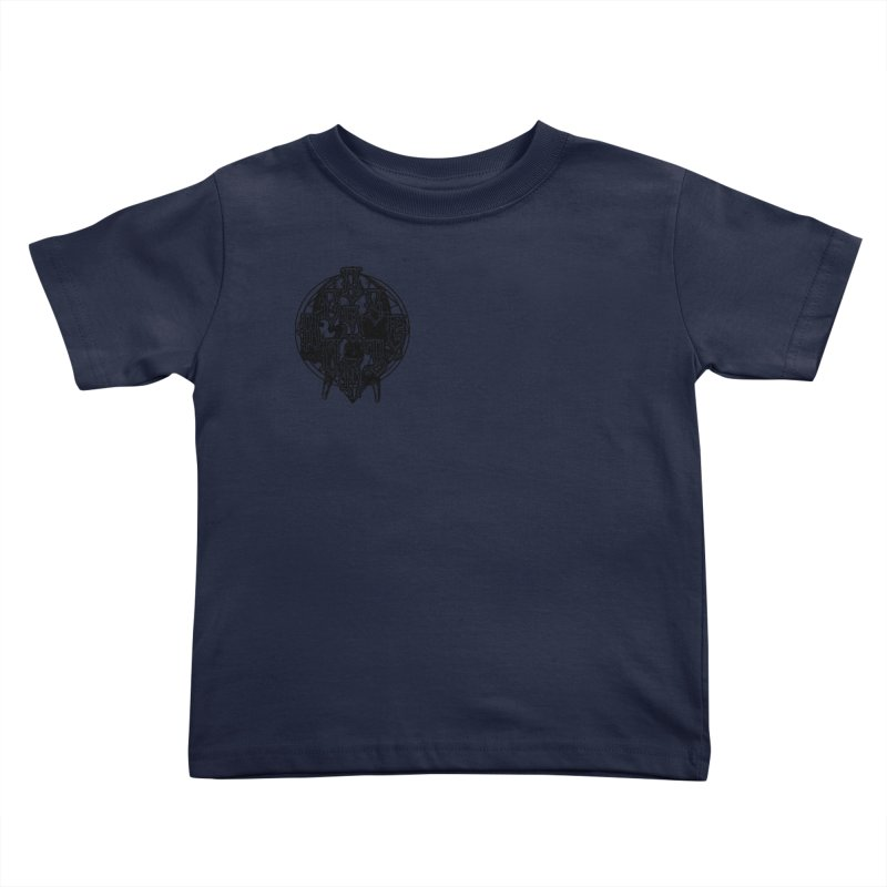 CasaNorte - WarApeB Kids Toddler T-Shirt by Casa Norte's Artist Shop
