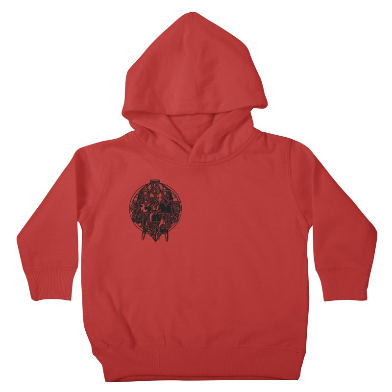 CasaNorte - WarApeB Kids Toddler Pullover Hoody by Casa Norte's Artist Shop