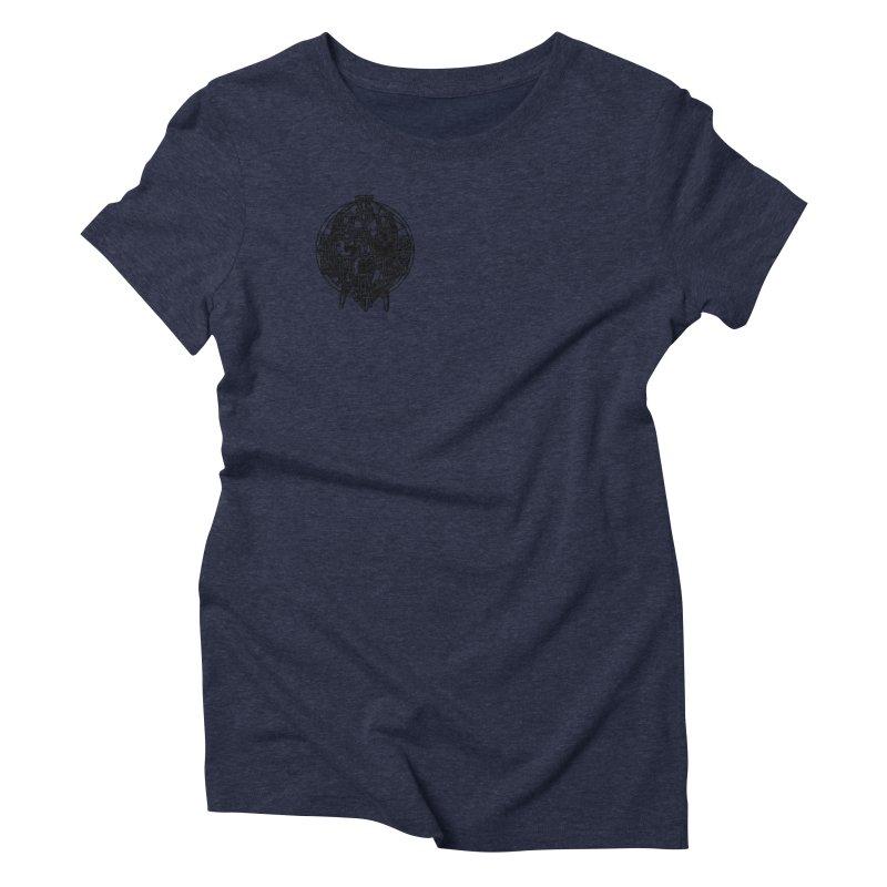 CasaNorte - WarApeB Women's Triblend T-Shirt by Casa Norte's Artist Shop