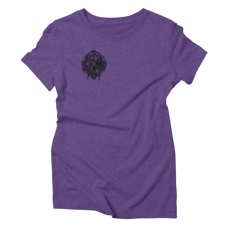 CasaNorte - WarApeB Women's Triblend T-Shirt by Casa Norte's Artist Shop