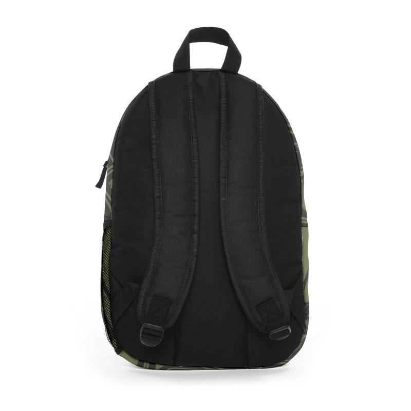 CasaNorte - WarApeY Accessories Bag by Casa Norte's Artist Shop