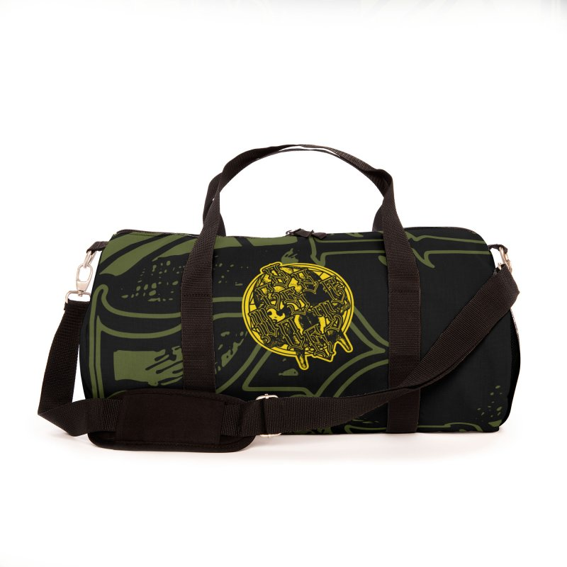 CasaNorte - WarApeY Accessories Bag by Casa Norte's Artist Shop