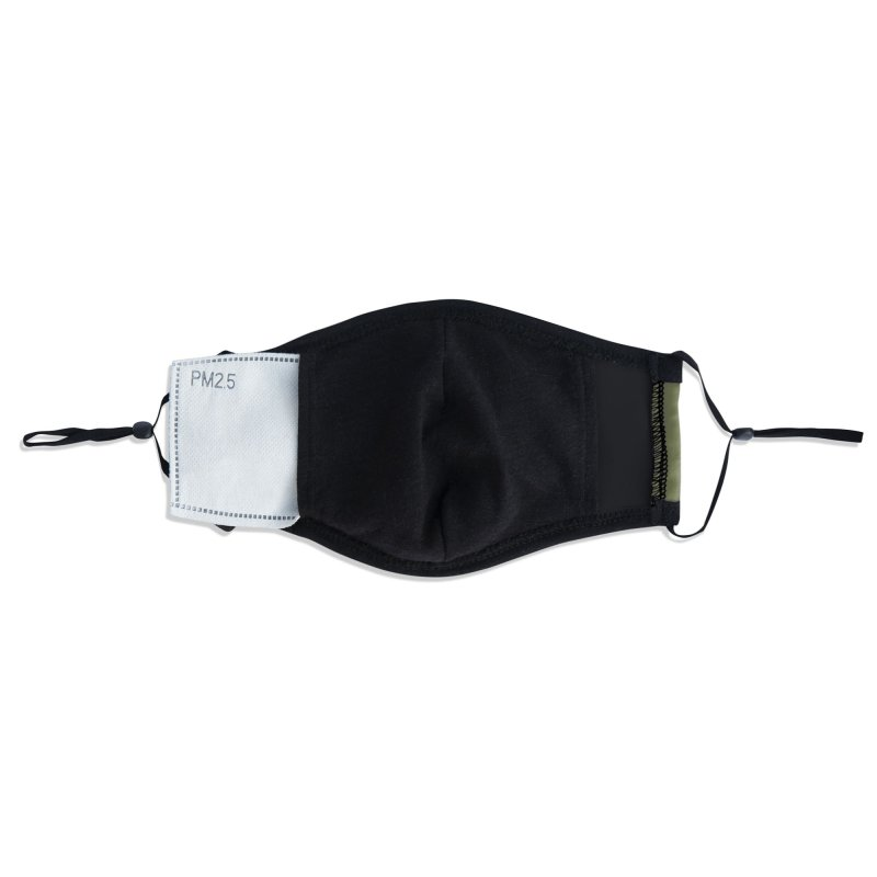 CasaNorte - WarApeY Accessories Face Mask by Casa Norte's Artist Shop