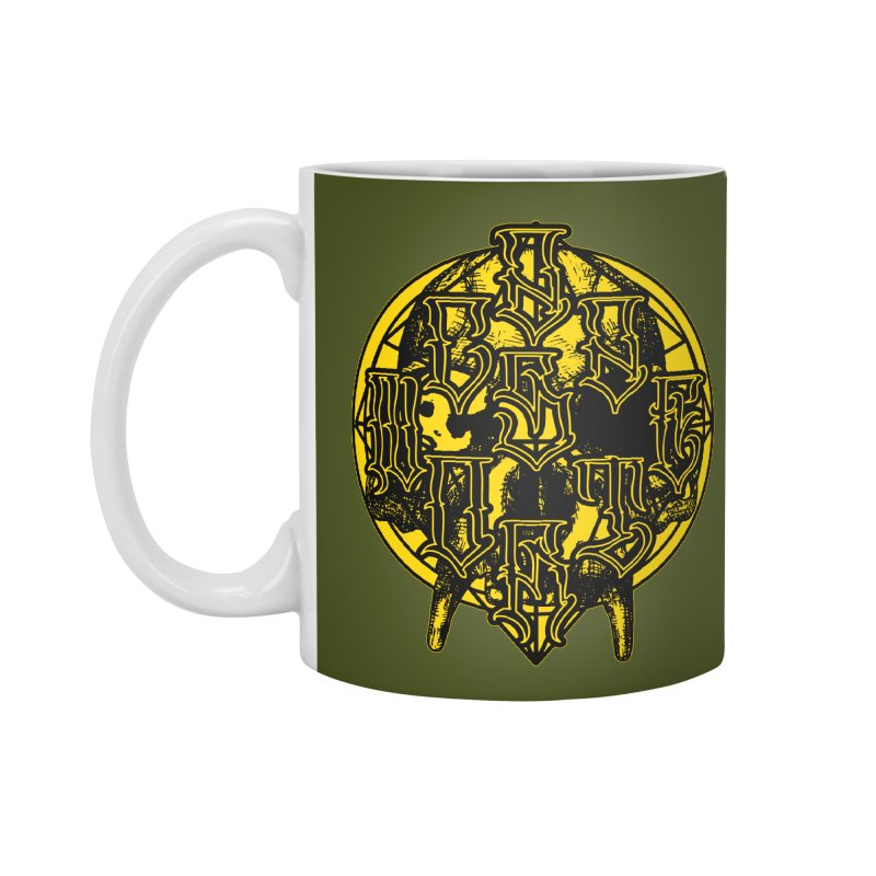CasaNorte - WarApeY Accessories Mug by CasaNorte's Artist Shop