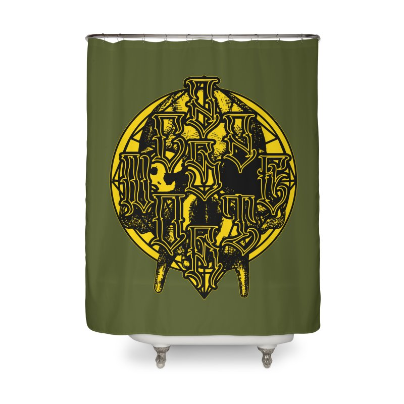 CasaNorte - WarApeY Home Shower Curtain by CasaNorte's Artist Shop
