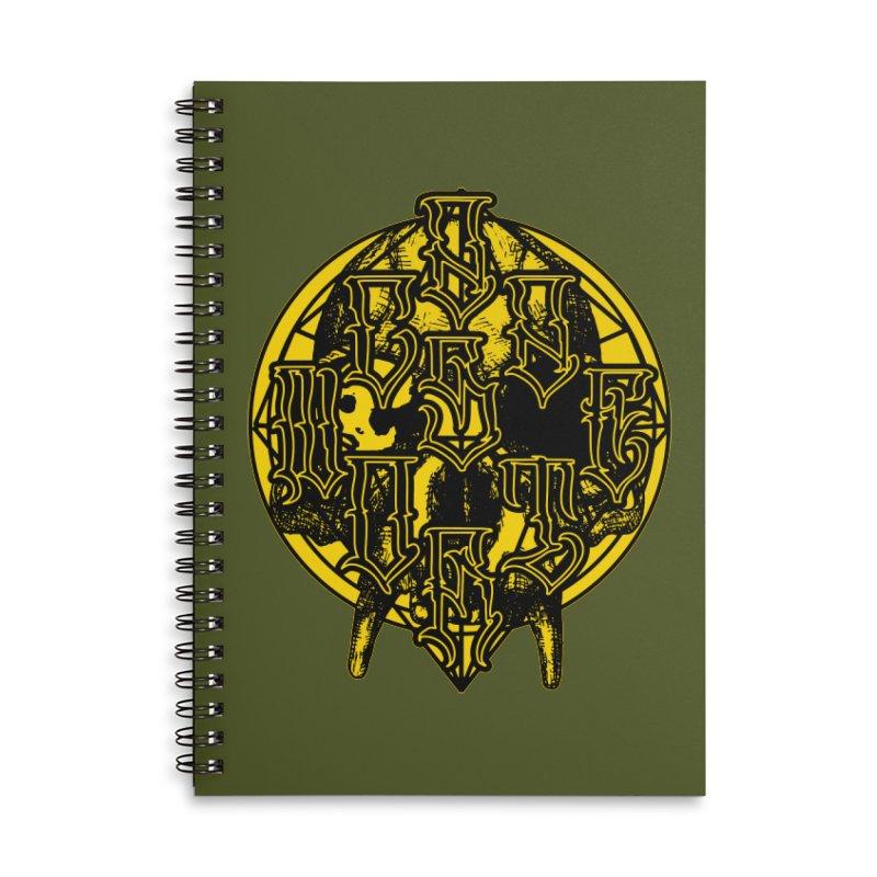CasaNorte - WarApeY Accessories Notebook by Casa Norte's Artist Shop