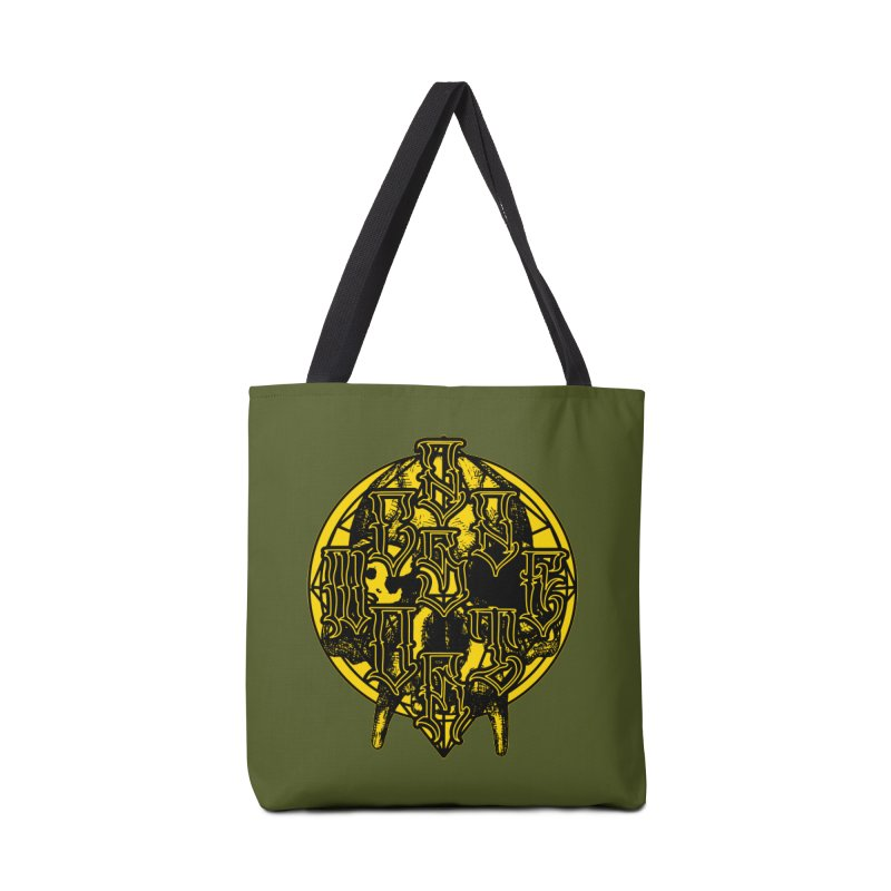 CasaNorte - WarApeY Accessories Tote Bag Bag by Casa Norte's Artist Shop