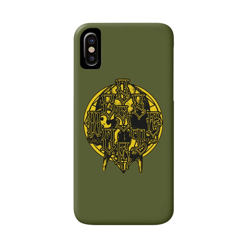 CasaNorte - WarApeY Accessories Phone Case by Casa Norte's Artist Shop