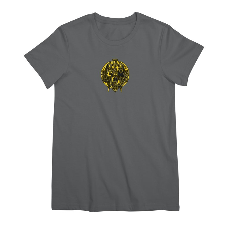 CasaNorte - WarApeY Women's T-Shirt by Casa Norte's Artist Shop