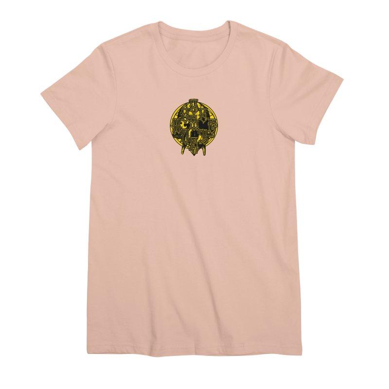 CasaNorte - WarApeY Women's Premium T-Shirt by CasaNorte's Artist Shop