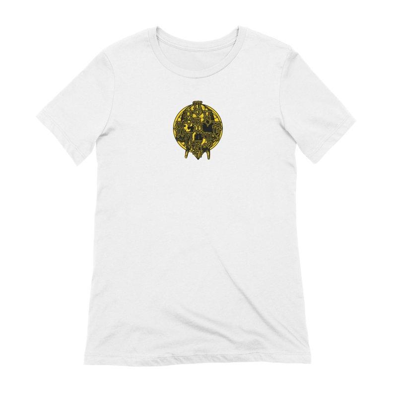 CasaNorte - WarApeY Women's Extra Soft T-Shirt by Casa Norte's Artist Shop