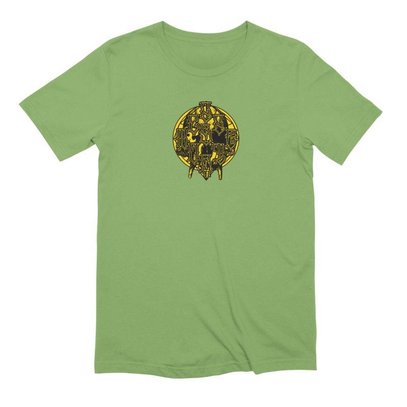 CasaNorte - WarApeY Men's Extra Soft T-Shirt by Casa Norte's Artist Shop
