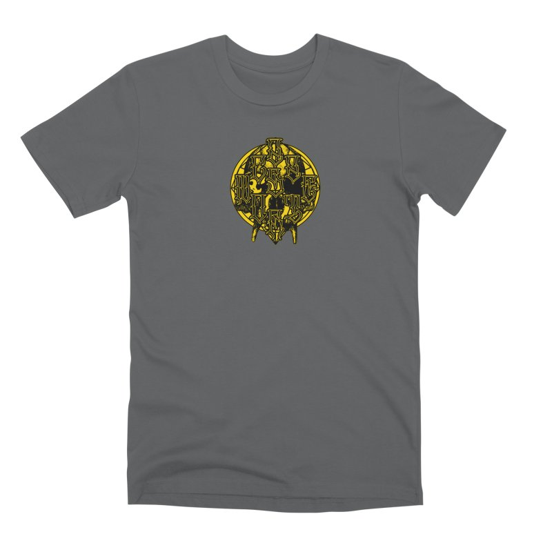 CasaNorte - WarApeY Men's Premium T-Shirt by Casa Norte's Artist Shop