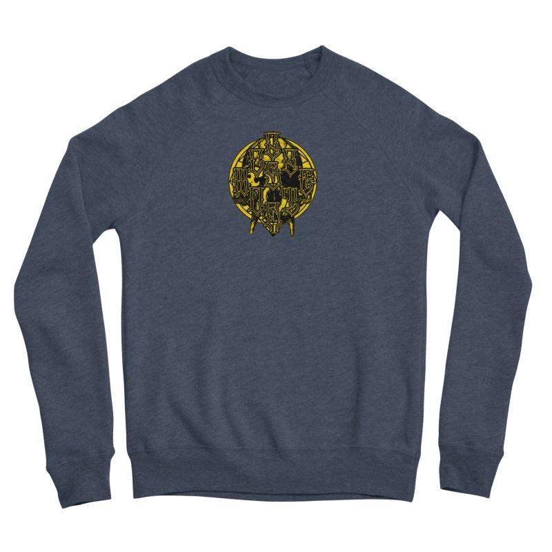 CasaNorte - WarApeY Women's Sponge Fleece Sweatshirt by Casa Norte's Artist Shop