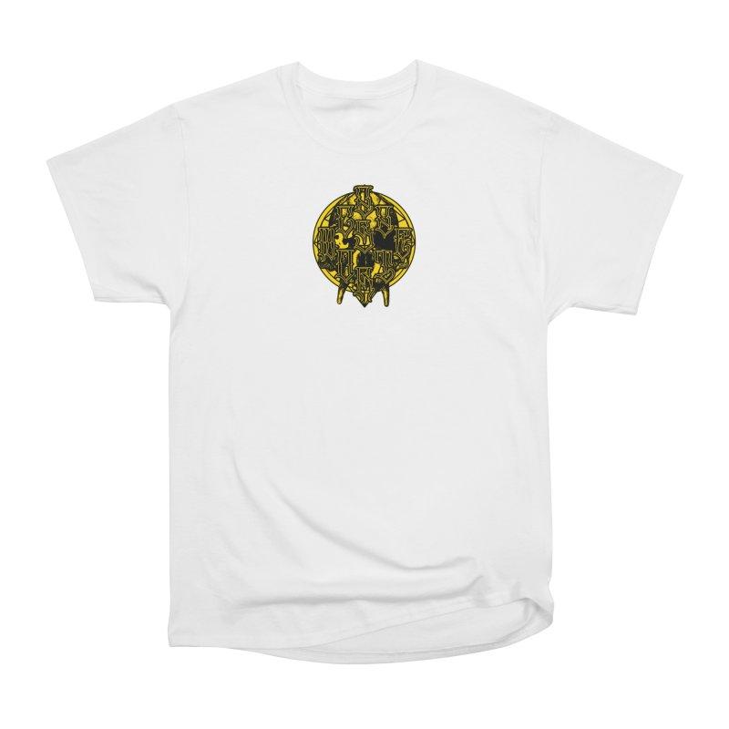 CasaNorte - WarApeY Men's Heavyweight T-Shirt by Casa Norte's Artist Shop