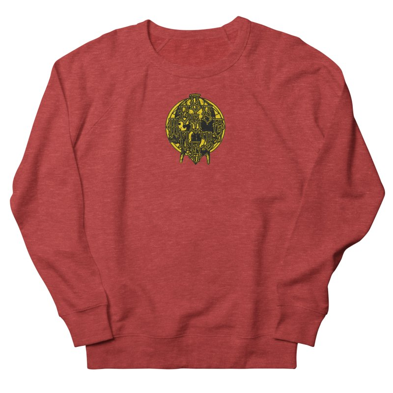 CasaNorte - WarApeY Men's French Terry Sweatshirt by Casa Norte's Artist Shop