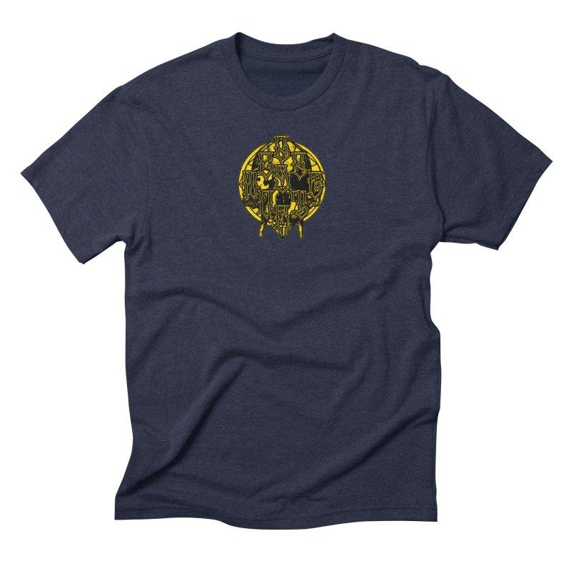 CasaNorte - WarApeY Men's Triblend T-Shirt by Casa Norte's Artist Shop