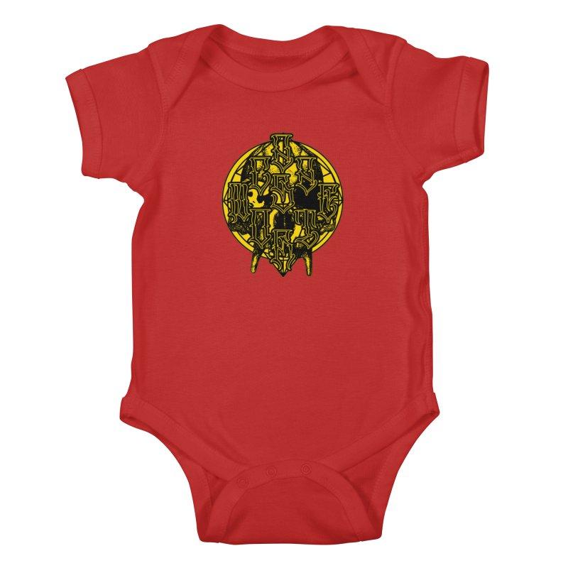 CasaNorte - WarApeY Kids Baby Bodysuit by Casa Norte's Artist Shop