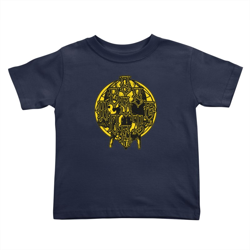 CasaNorte - WarApeY Kids Toddler T-Shirt by Casa Norte's Artist Shop