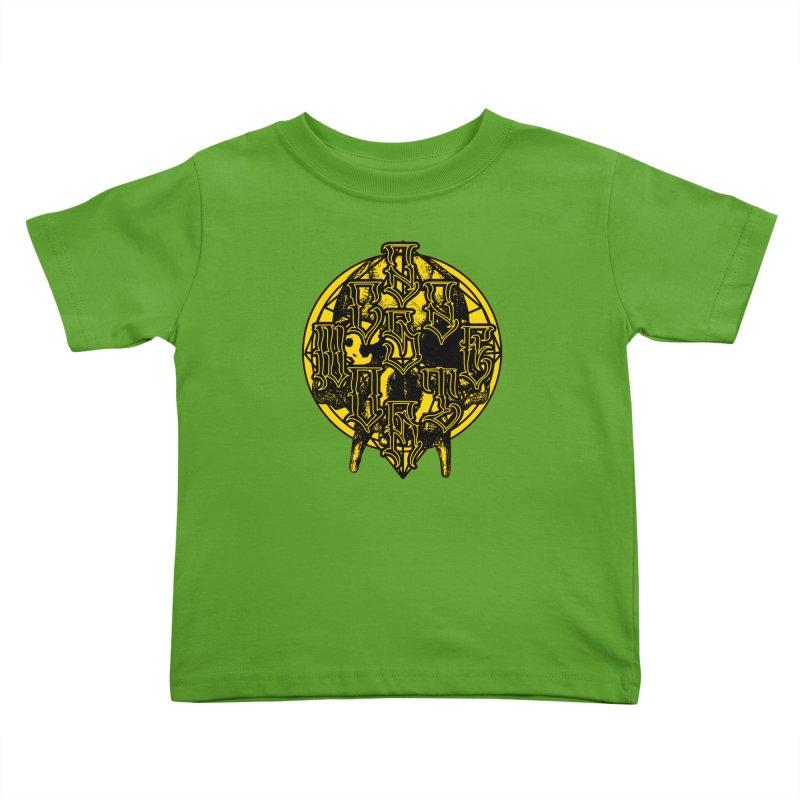 CasaNorte - WarApeY Kids Toddler T-Shirt by Casa Norte's Artist Shop