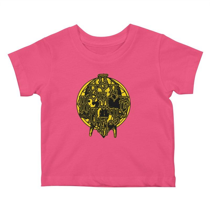 CasaNorte - WarApeY Kids Baby T-Shirt by Casa Norte's Artist Shop