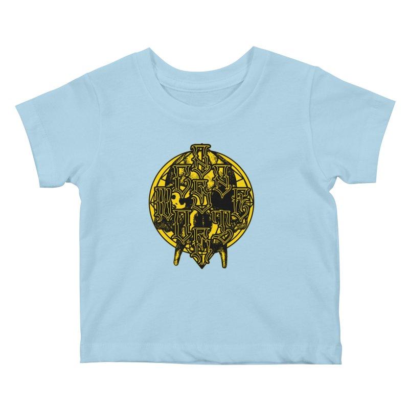 CasaNorte - WarApeY Kids Baby T-Shirt by CasaNorte's Artist Shop