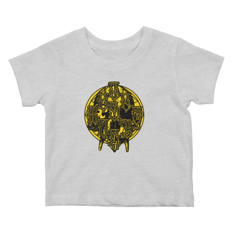 CasaNorte - WarApeY Kids Baby T-Shirt by Casa Norte's Artist Shop