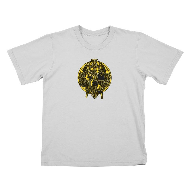 CasaNorte - WarApeY Kids T-Shirt by CasaNorte's Artist Shop