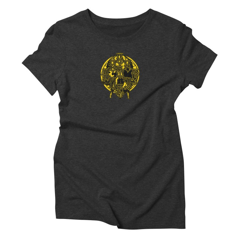 CasaNorte - WarApeY Women's Triblend T-Shirt by Casa Norte's Artist Shop