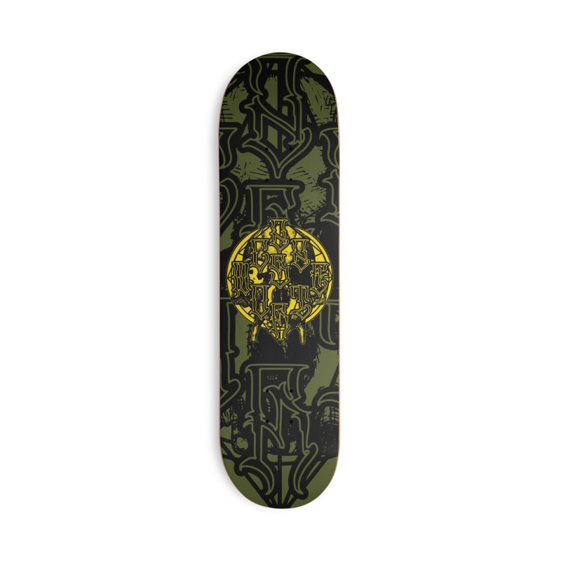 CasaNorte - WarApeY Accessories Skateboard by Casa Norte's Artist Shop