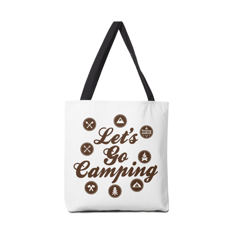 Camping Maniacs 4 Accessories Bag by Casa Norte's Artist Shop
