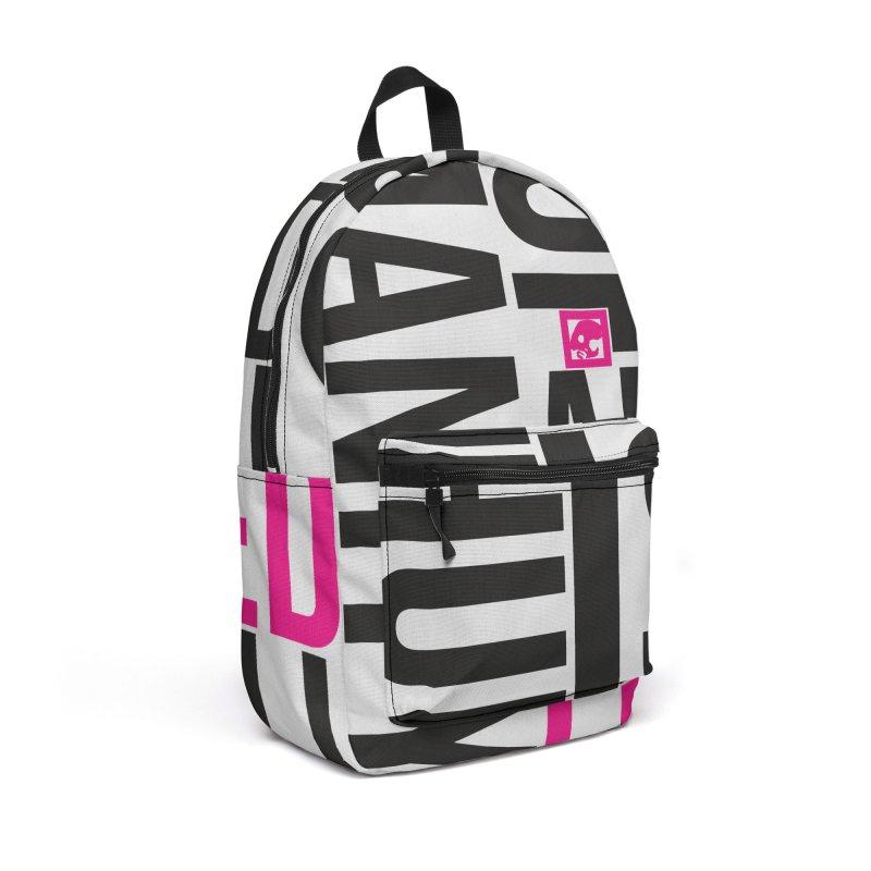 CasaNorte - Note Accessories Backpack Bag by Casa Norte's Artist Shop