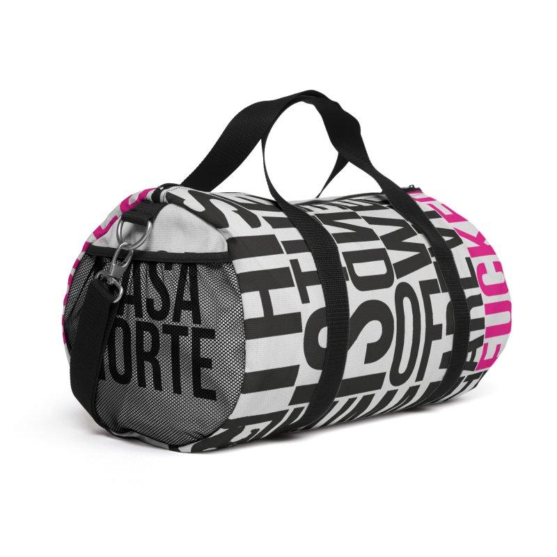 CasaNorte - Note Accessories Bag by Casa Norte's Artist Shop