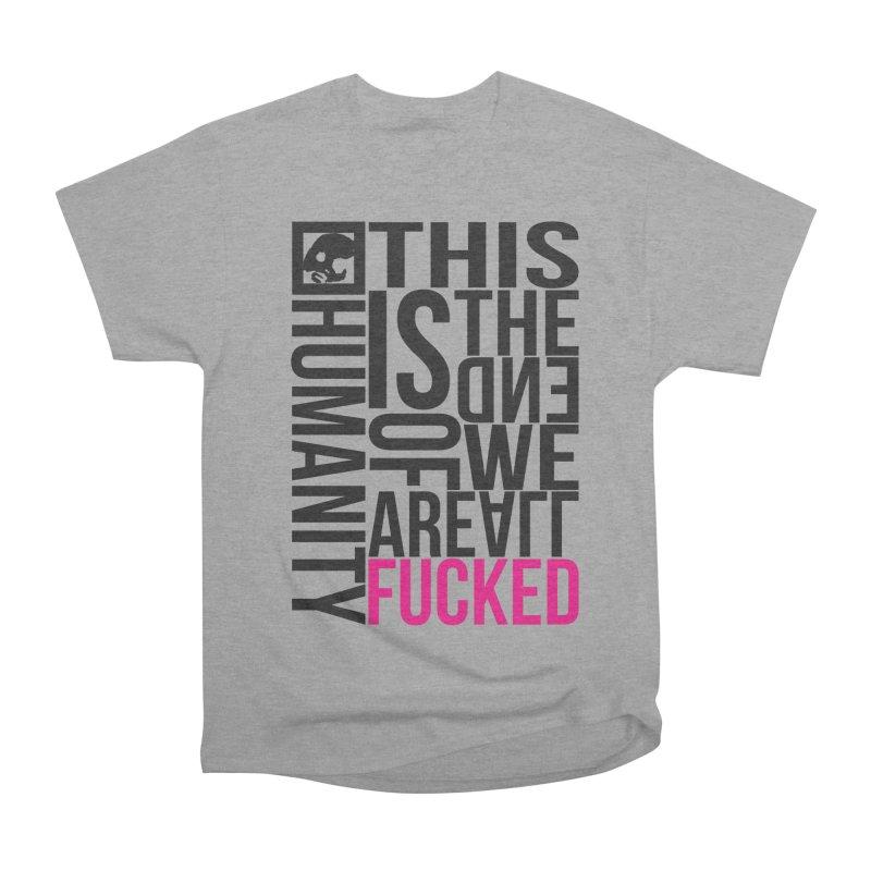 CasaNorte - Note Men's Heavyweight T-Shirt by Casa Norte's Artist Shop