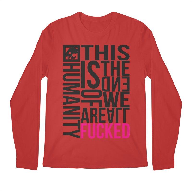 CasaNorte - Note Men's Regular Longsleeve T-Shirt by Casa Norte's Artist Shop