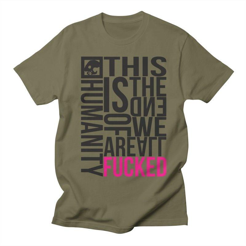CasaNorte - Note Men's Regular T-Shirt by Casa Norte's Artist Shop
