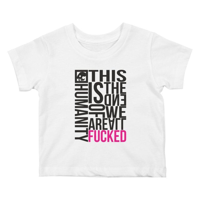 CasaNorte - Note Kids Baby T-Shirt by Casa Norte's Artist Shop
